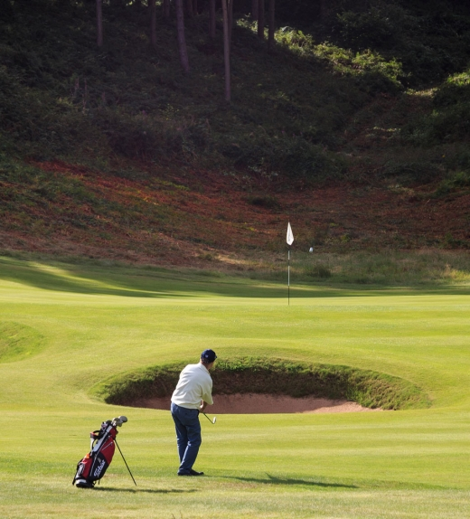 Golf Days At Notts Golf Club