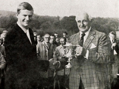Brabazon Trophy to Sandy Lyle